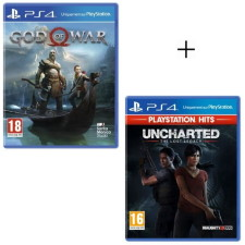 """2 jeux """"PlayStation Hits"""" pour 24.99€"""
