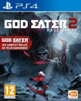 God Eater 2 : Rage Burst (PS4)