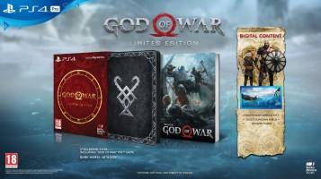 God of War édition limitée (PS4)