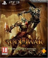 God of War 3 édition collector (PS3)