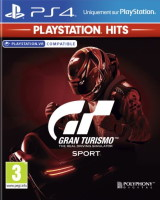 """Gran Turismo Sport édition """"PlayStation Hits"""" (PS4)"""