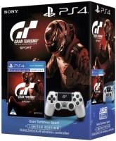 Gran Turismo Sport + manette édition limitée (PS4)