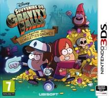 Souvenir de Gravity Falls : La Légende des gémulettes gnomes (3DS)