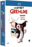 Coffret Gremlins (blu-ray)