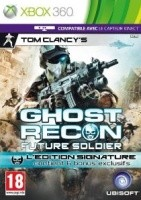 Ghost Recon: Future Soldier édition signature (xbox 360)