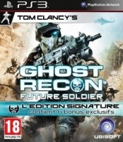 Ghost Recon: Future Soldier édition signature (PS3)