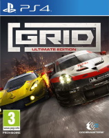 GRID: Ultimate Edition (PS4)