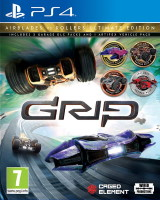 GRIP: Combat Racing Roller VS Airblades Ultimate Edition (PS4)