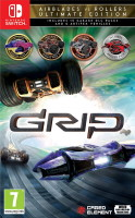 GRIP: Combat Racing Roller VS Airblades Ultimate Edition (Switch)