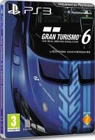 Gran Turismo 6 édition anniversaire (PS3)