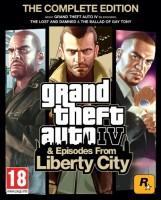 GTA IV édition complète (PC)