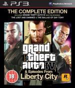 Grand Theft Auto IV édition intégrale (PS3)