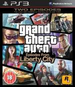 Grand Theft Auto IV: Episodes From Liberty City (PS3)