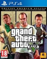 Grand Theft Auto V édition Premium Online (PS4)