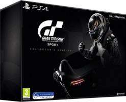 Gran Turismo Sport édition collector (PS4)