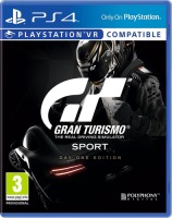 Gran Turismo Sport édition Day One (PS4)