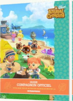 "Guide officiel ""Animal Crossing: New Horizons"""