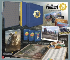 Guide Platinum Fallout 76