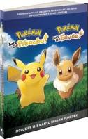 Guide Pokémon Let's Go Pikachu et Eevee