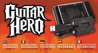 Batterie rechargeable pour Guitar Hero