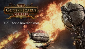 Guns of Icarus Alliance (Windows, Mac, Linux)