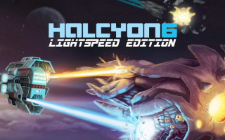 Halcyon 6: Starbase Commander (PC)