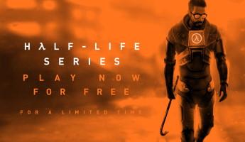 """Toute la série """"Half-Life"""" jouable gratuitement jusqu'en mars"""