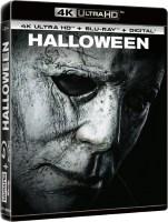 Halloween (blu-ray 4K)