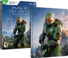 Halo Infinite édition steelbook (Xbox)
