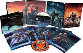 Halo Wars édition limitée (Xbox 360)