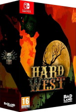 Hard West édition collector (Switch)