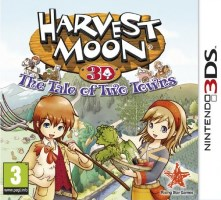 Harvest Moon: The Tale of Two Towns (3DS)