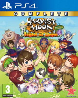 Harvest Moon : Light of Hope Special Edition Complete (PS4)