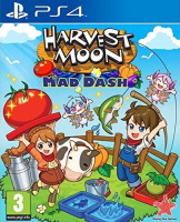 Harvest Moon: Mad Dash (PS4)