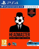 Headmaster Extra Time Edition (PS4)