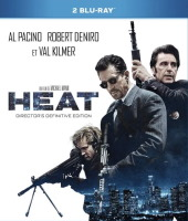 Heat: Director's Definitive Edition (blu-ray)