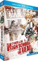 High School of the Dead (blu-ray)