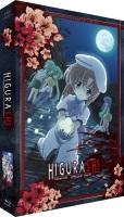 "Intégrale ""Higurashi : Hinamizawa, le village maudit"" édition collector (blu-ray)"