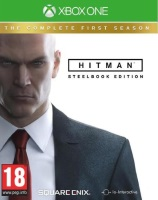 Hitman : The Complete First Season édition steelbook (Xbox One)