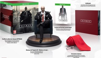 Hitman édition collector (Xbox One)
