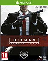 Hitman Definitive Edition édition limitée (Xbox One)