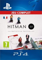 Hitman GO: édition ultime (PS4)
