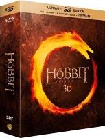 "Trilogie ""Le Hobbit"" (blu-ray 3D + blu-ray + DVD)"