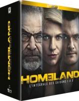Homeland : intégrale saisons 1 à 5 (blu-ray)