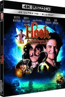 Hook ou la revanche du Capitaine Crochet (blu-ray 4K)