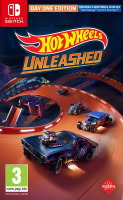 Hot Wheels Unleashed édition Day One (Switch)