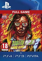 Hotline Miami 2 : Wrong Number (Cross-buy PS4, PS Vita et PS3)