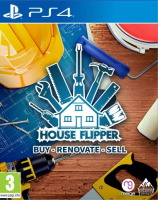 House flipper : rénovez, décorez, revendez (PS4)