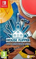 House flipper : rénovez, décorez, revendez (Switch)