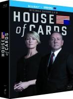 House of Cards - Intégrale saisons 1 à 3